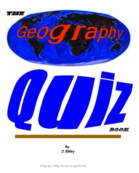 The Geography Quiz Book