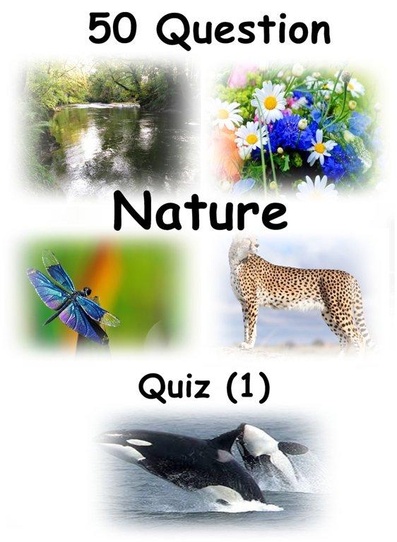 50 Question Nature Quiz (1)
