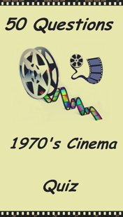 50 Questions 1970s Cinema Quiz
